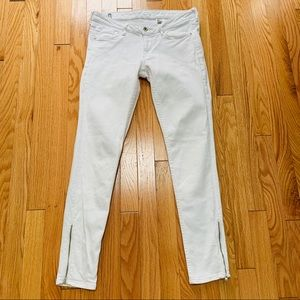 H&M Skinny Low Waist Ankle Jean